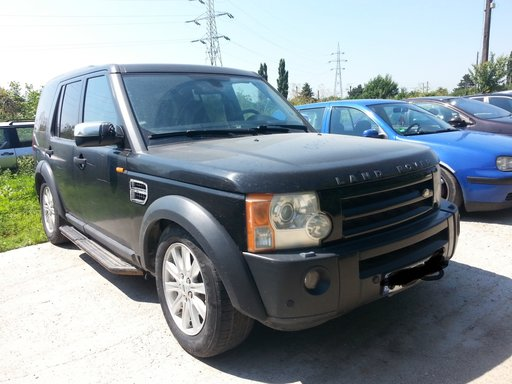 Navigatie Land Rover Discovery 3 2.7TDV6 2007