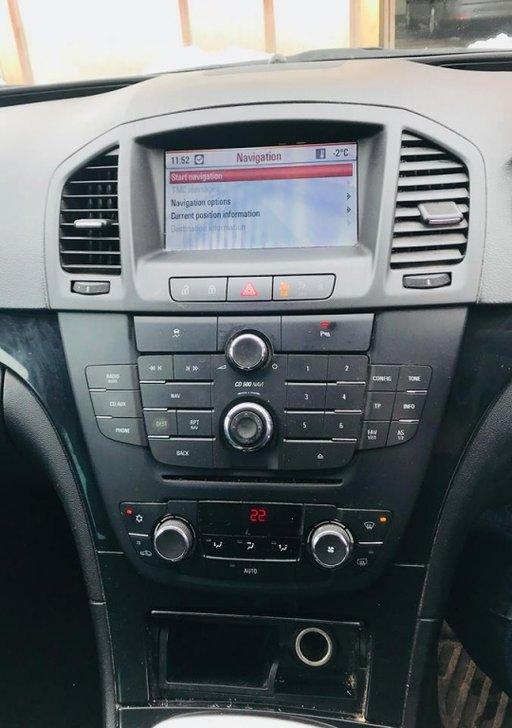 Navigatie originala Opel Insignia 2010