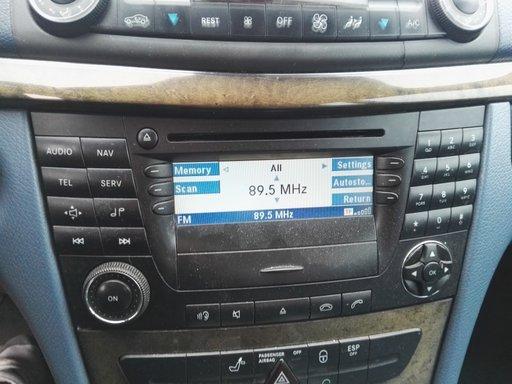 Navigatie radio cd mercedes e class w211 / cls w21