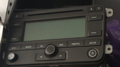 Navigatie Seat Leon - 2008 - cu antena si instalatie (navi nu este color)