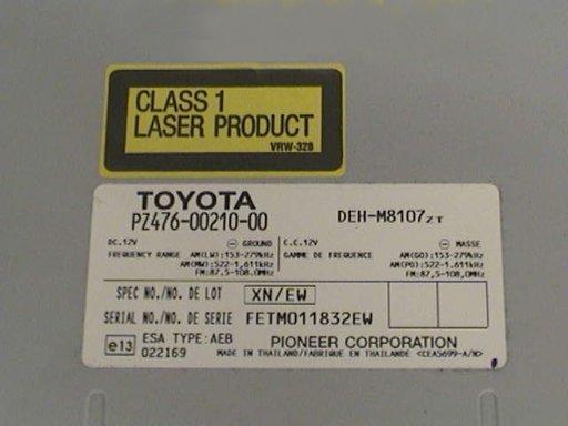 Navigatie Toyota Hilux