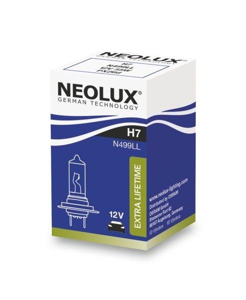 Neolux bec h7 12v extra life