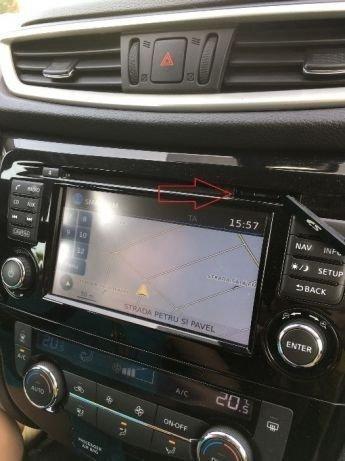Navigatie GPS Nissan Qashqai, 2  - PieseAuto ro
