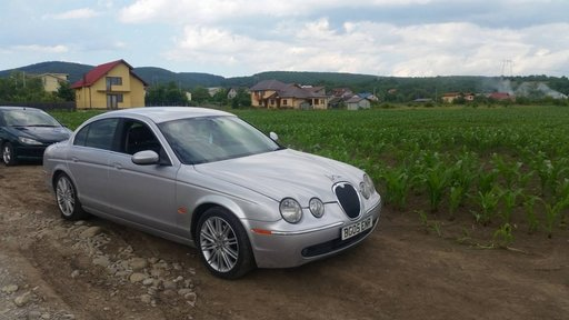 Nuca schimbator Jaguar S-Type R 2008 Limuzina 3.0