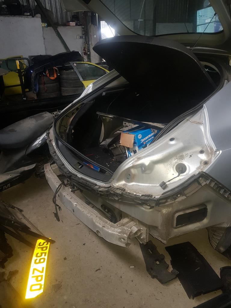 Nuca schimbator Opel Insignia A 2010 hatchback 2.0 cdti