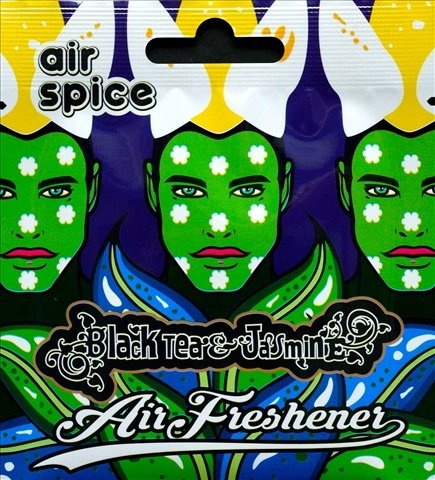 ODORIZANT BLACK TEA & JASMINE- AIR SPICE