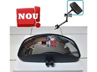 Oglinda rampa colt fata deasupra parbrizului DAF XF95 XF105 XF 95 105 | Piese Noi | Livrare Rapida