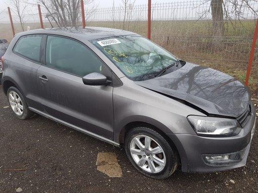 Oglinda stanga completa VW Polo 6R 2010 cupe/3 usi