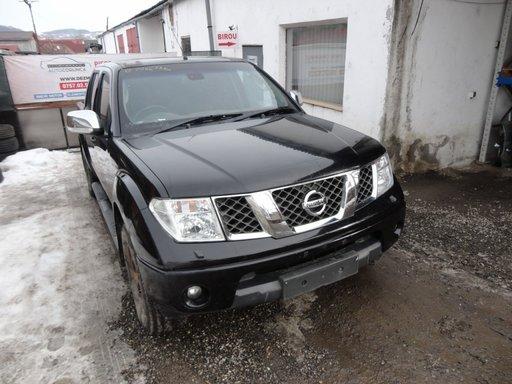 Oglinda stanga electrica Nissan Navara 2006- 4 Usi Negru