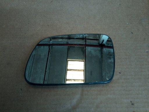 Oglinda stanga (sticla) incalzita Peugeot 307 / 407