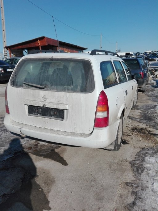 Opel asta G 1.7dti an 2000