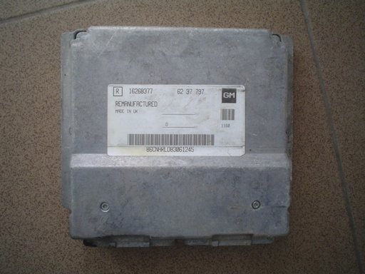 Opel astra g 1.6 55kw 75ps calculator motor (16268377)