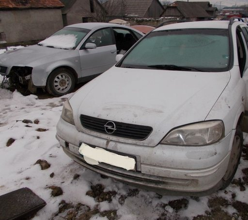 OPEL ASTRA G 1,7 DTI 75 cp 2003