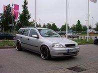 Opel Astra G, an 2002, 1.7 Diesel, 55 kw, gri