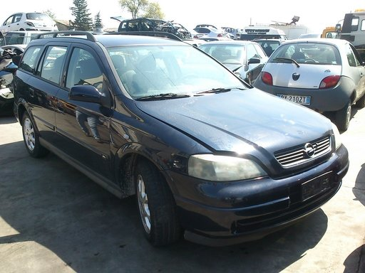 Opel Astra G caravan 2.0dti euro3