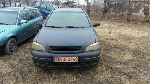 Opel Astra G Combi 1999 1.6 ecotec