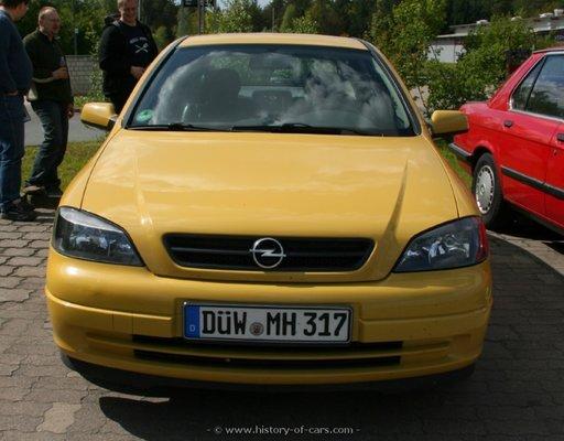 Opel Astra G din 2000 motor 2.0 dezmembrez