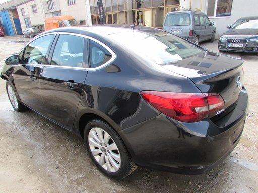 Opel Astra J berlina sedan 1,7cdti, 96kw, 131cp, 37.800km, an 2014, motor: A17DTS compatibil cu A17DTF