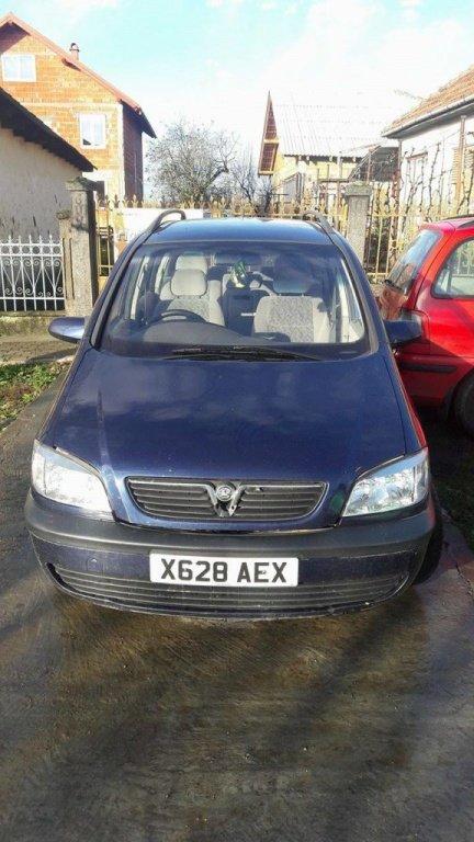 Opel Zafira din 2001 1.8 dezmembrez