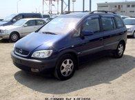 Opel Zafira, motor 2.0 D, an 2000, 60 kw