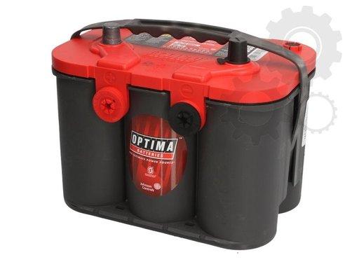 Optima top red baterie agm 50ah 815A