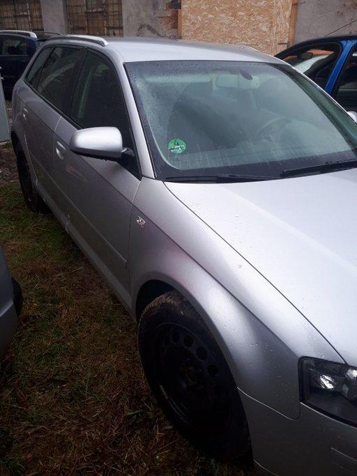 Orice piesa din dezmembrare Audi A3 an 2006, cod motor BMM, fata se vinde complecta