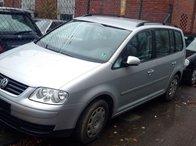 Orice piesa din dezmembrare Volkswagen Touran an 2006 motor 2000 TDI Euro 4. Import Germania