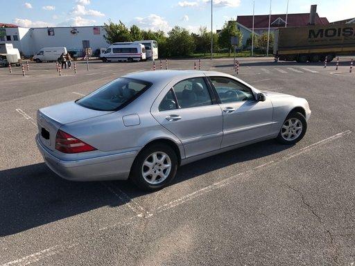 Ornament bara spate Mercedes S -Class W220 2001 be