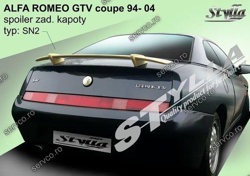 Ornament spoiler tuning sport Eleron portbagaj Alfa Romeo GTV 1994-2005 v1