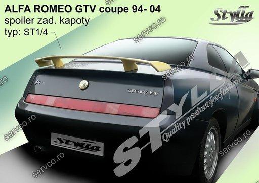 Ornament spoiler tuning sport Eleron portbagaj Alfa Romeo GTV 1994-2005 v2