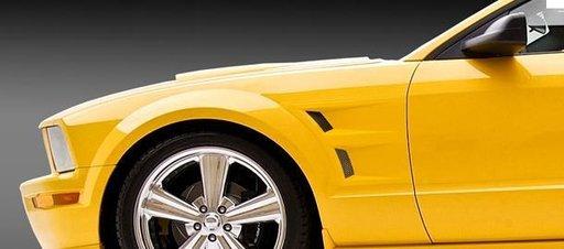 Ornamente aripa fata priza aer fata Ford Mustang
