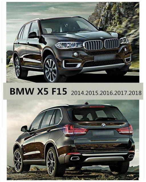 Ornamente tobe Tips evacuare BMW X5 F16 2014-2018 BMW X5 SUV