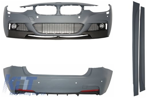 Pachet Exterior M-Performance BMW F30 2011-up