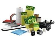 Pachet filtre revizie Audi A4 2.0 TDI 143 cai,Mann-Filter