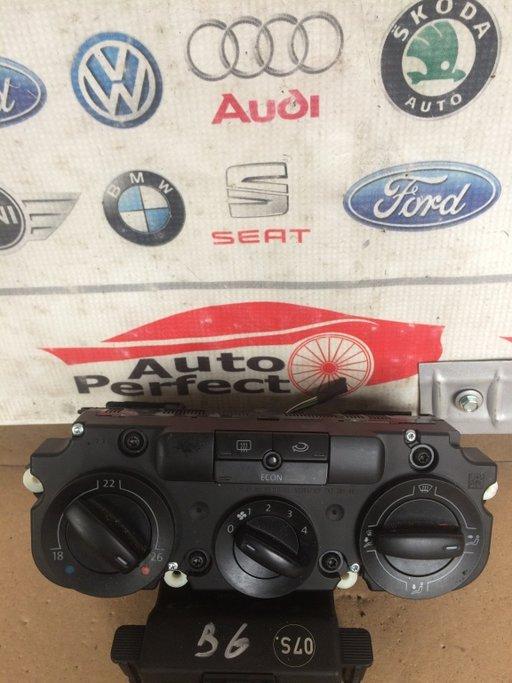 Panou clima manuala Volkswagen B6