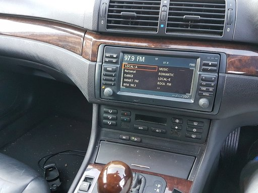 Panou climatronic bmw e46,PARC DEZMEMBRARI BMW