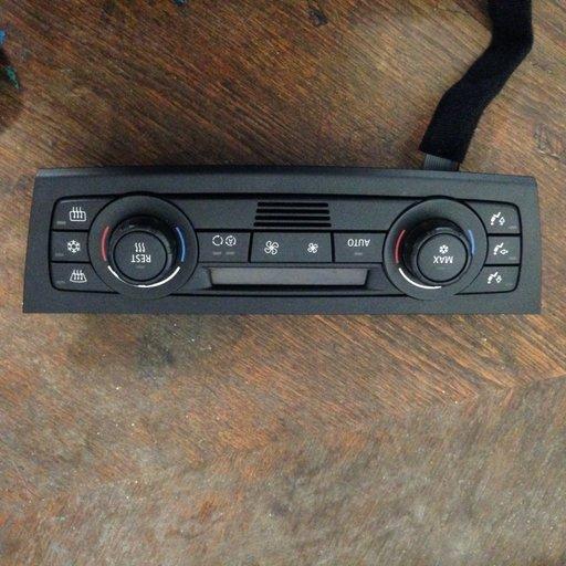 Panou climatronic Bmw E90/E87