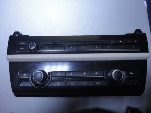 Panou Climatronic BMW F10 cod: 9249708