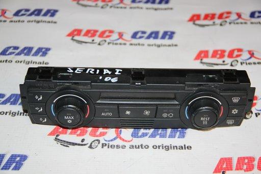 Panou climatronic BMW Seria 1 E87 / E81 cod: 54116