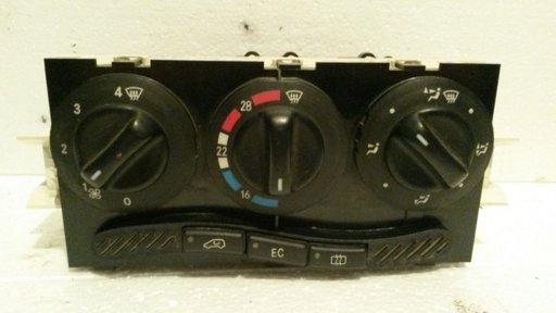 Panou comandă climă Mercedes-Benz A-Class W168 din 1999 .