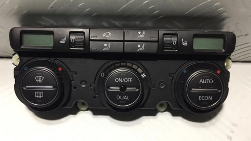 Panou comanda AC clima VW Passat B6 2007 Break 2.0