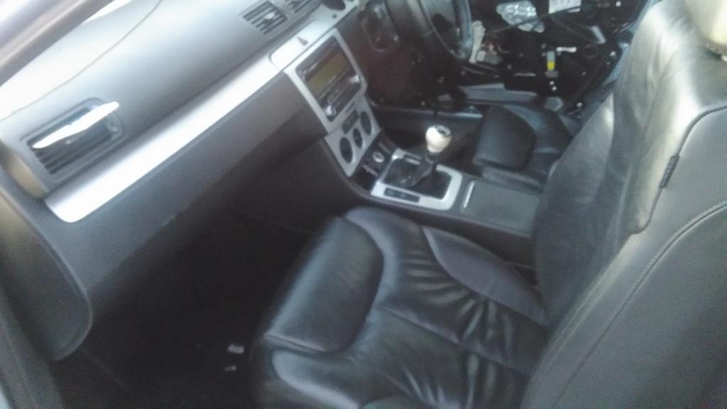 Panou comanda AC clima VW Passat B6 2009 Berlina 1896