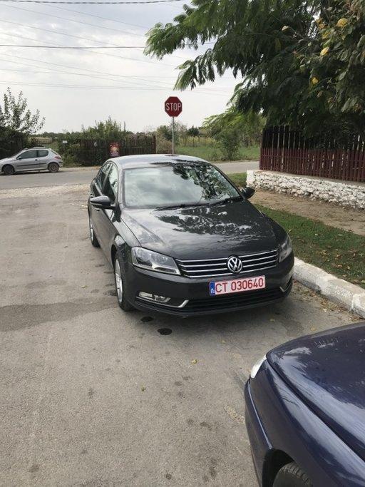 Panou comanda AC clima VW Passat B7 2013 berlina 2