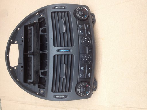 Panou comenzi climatizare Mercedes e class w211