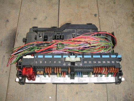 Panou sigurante bmw e46 an 1998-2004