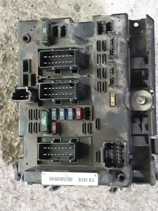 Panou sigurante BSM Citroen Xsara 1.6 benzina,cod 9646405280