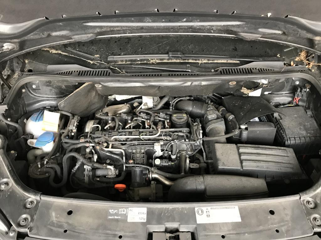 Panou sigurante Volkswagen Caddy 2012 Hatchback 1,6