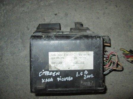 Panou / Tablou sigurante Citroen Xsara Picasso 1.6B 2002