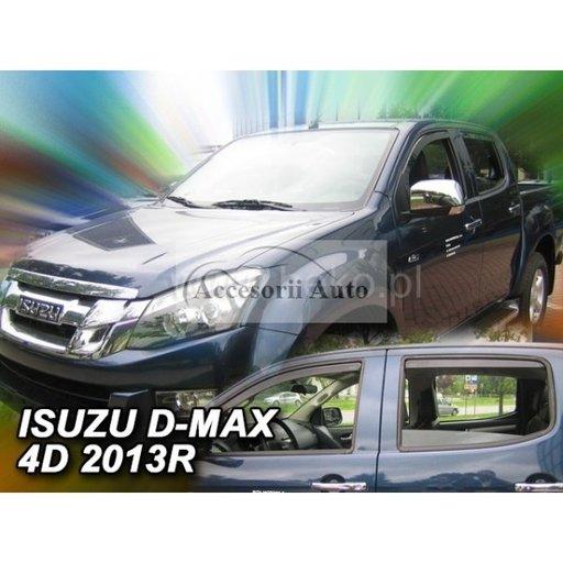 Paravanturi HEKO ISUZU D-MAX 4 usi (GEN II) 2012-> fata-spate