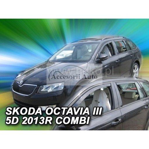 Paravanturi HEKO SKODA FABIA III 5 usi COMBI 2014-> fata-spate